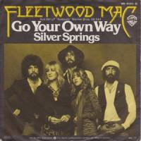 SILVER SPRINGS letra FLEETWOOD MAC