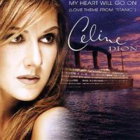My Heart Will Go On de Céline Dion
