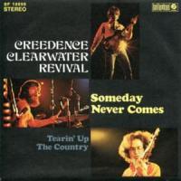 Canción 'Someday Never Comes' interpretada por Creedence Clearwater Revival