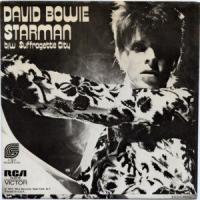 Canción 'Starman' interpretada por David Bowie
