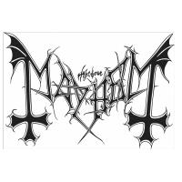 Dance Macabre/Black Metal de Mayhem