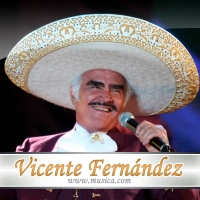 Por si no te vuelvo a ver - Vicente Fernández