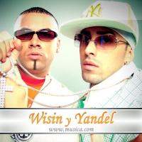 Gistro amarillo de Wisin & Yandel