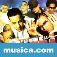 Tiraeras del reggaeton