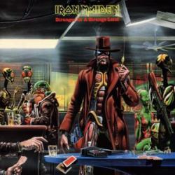 Stranger In A Strange Land - Iron Maiden
