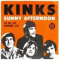 Imagen de la canción 'Sunny Afternoon'
