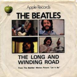 Imagen de la canción 'The Long And Winding Road'