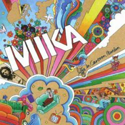 Over my shoulder - Mika