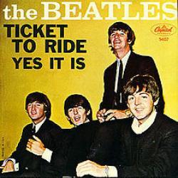Imagen de la canción 'Ticket To Ride'