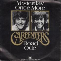 Imagen de la canción 'Yesterday once more'