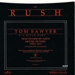Tom Sawyer - Rush
