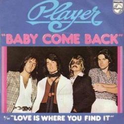 Baby Come Back en español - Player | Musica.com