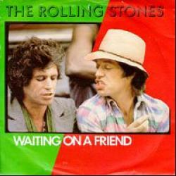 Imagen de la canción 'Waiting On A Friend'