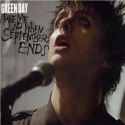 Imagen de la canción 'Wake Me Up When September Ends'