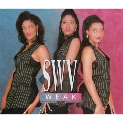 Imagen de la canción 'Weak'