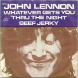 Whatever Gets You Thru The Night - John Lennon