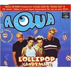 Lollipop - Aqua