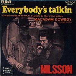 Everybody's Talkin' - Harry Nilsson
