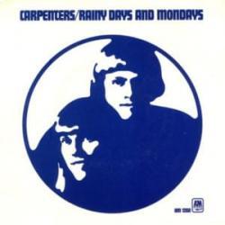 Imagen de la canción 'Rainy Days And Mondays'