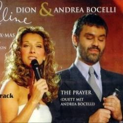 Imagen de la canción 'The Prayer'