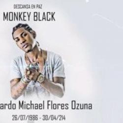 Algo de Mi - Monkey Black