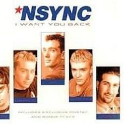 Imagen de la canción 'I Want You Back'