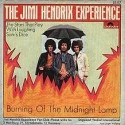 Imagen de la canción 'Burning Of The Midnight Lamp'