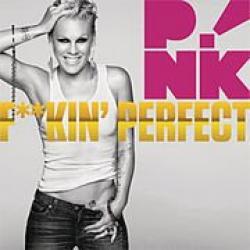 Imagen de la canción 'Fuckin' Perfect'