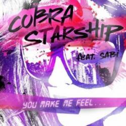 You make me feel - Cobra Starship