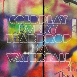 Imagen de la canción 'Every teardrop is a waterfall'