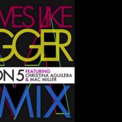 Moves Like Jagger Letra Maroon 5 Musica Com