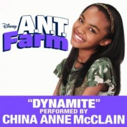 Dynamite - China Anne McClain