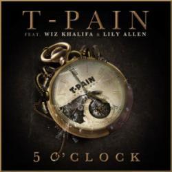 Imagen de la canción '5 O'Clock'