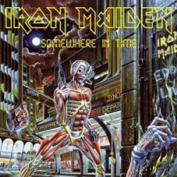 Caught Somewhere In Time - Iron Maiden
