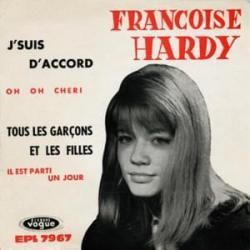 Imagen de la canción 'Tous Les Garçons Et Les Filles'