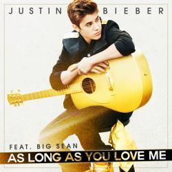 Imagen de la canción 'As long as you love me'