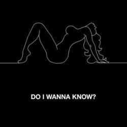 Imagen de la canción 'Do I Wanna Know?'