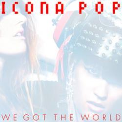 Imagen de la canción 'We Got The World'