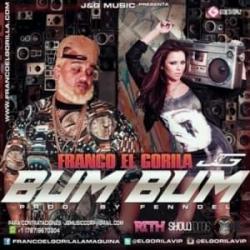 Imagen de la canción 'Bum Bum Remix'