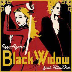 Imagen de la canción 'Black Widow'
