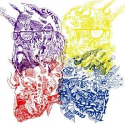 Purple, yellow, red and blue - Portugal. The Man