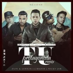 Tu Protagonista (Remix) - J Balvin