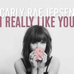 Imagen de la canción 'I Really Like You'