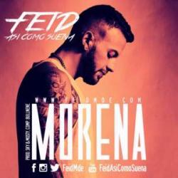 Imagen de la canción 'Morena'