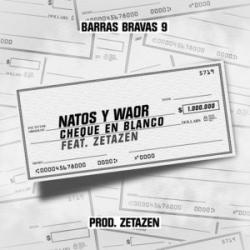 Cheque En Blanco - Natos y Waor