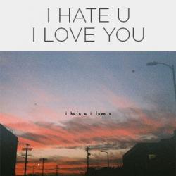 Imagen de la canción 'I Hate U, I Love U (en español)'