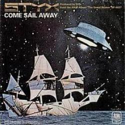 Imagen de la canción 'Come Sail Away'
