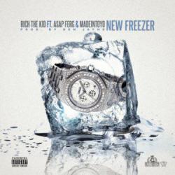 Imagen de la canción 'New Freezer'