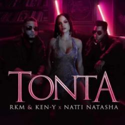 Imagen de la canción 'Tonta'