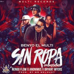 Sin ropa - Bryant Myers